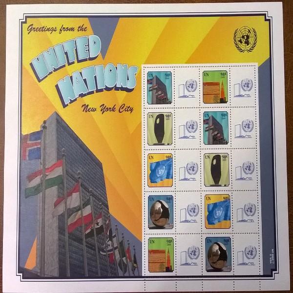 UNO New York GRUSSMARKEN 98 C BOGEN Version2 2009 Postf (12)