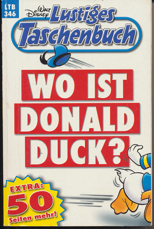 LTB Band 346 LTB Wo ist Donald Duck?