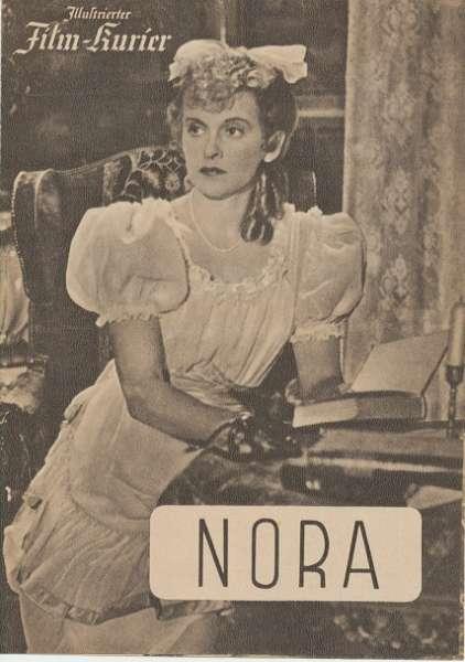 Nora Nr.3348 Illustrierter Film - Kurier
