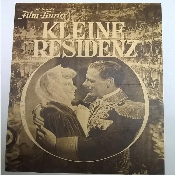 Illustrierter Film - Kurier Kleine Residenz