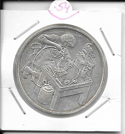 ANK Nr. 54 Goldschmied 1998 500 Schilling Silber Normal