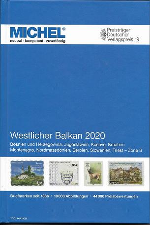 MICHEL Europa Westlicher Balkan 2020 (E 6)
