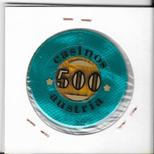 Casino Jeton 500 Schilling Casinos in Österreich