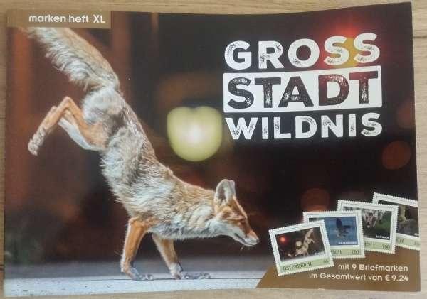 Marken Heft XL Gross Stadt Wildnis 9 Marken