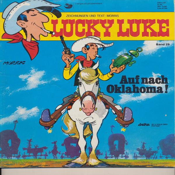 Lucky Luke Band 29