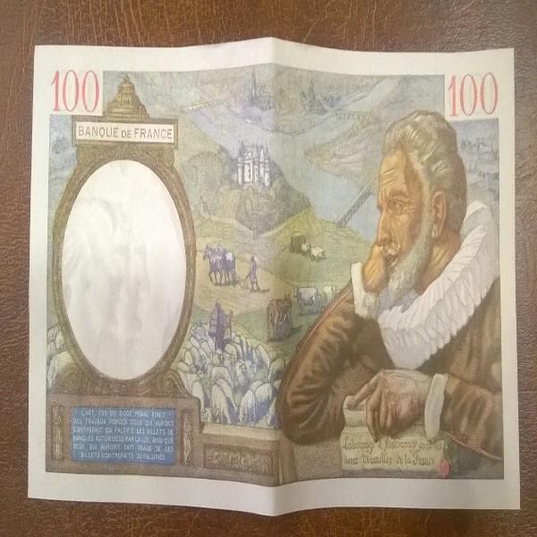 100 Francs 24.10.1940