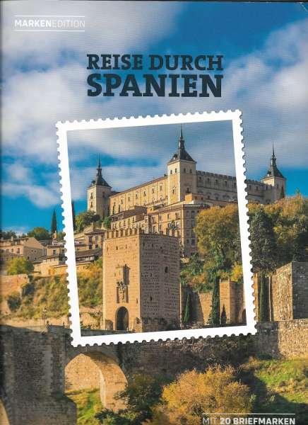 Reise durch Spanien Marken Edition 20