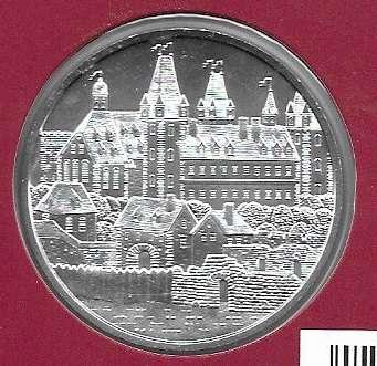 Österreich - 1,5 Euro 2019 -Jubiläumsunze Wiener Neustadt - 825 Jahre Münze Wien - 1 Oz. Silber im B