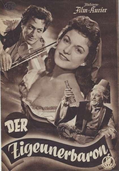 Der Zigeunerbaron Nr.1917 Illustrierter Film - Kurier