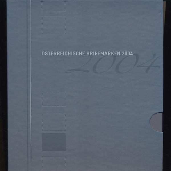 Marken Jahrbuch der Post 2004 Österreich