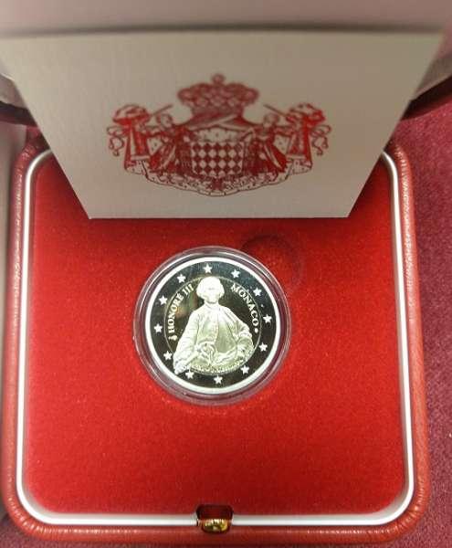 2 Euro MONACO 2020 Prinz Honore III