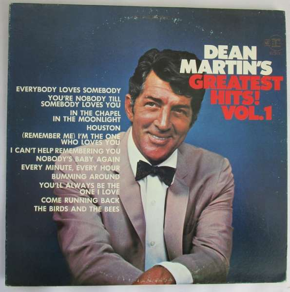 DEAN MARTIN  GREATEST HITS! VOL. 1| REPRISE RECORDS – RS 6301