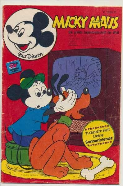 Micky Maus Nr. 28/1973