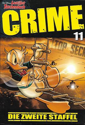 Crime Band 11 Die zweite Staffel
