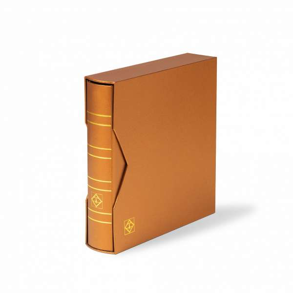 NUMIS RINGBINDER METALLIC EDITION