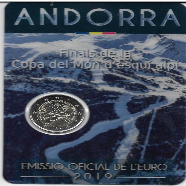 2 Euro Andorra 2019 Alpine Ski-Weltcup-Finale