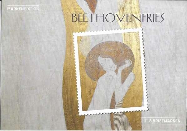 Beethoven Fries Gustav Klimt Marken Edition 8