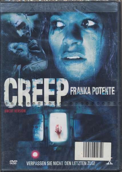 Creep (2005) DVD NEU OVP