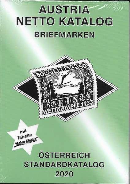 ANK Briefmarken Standart 2020
