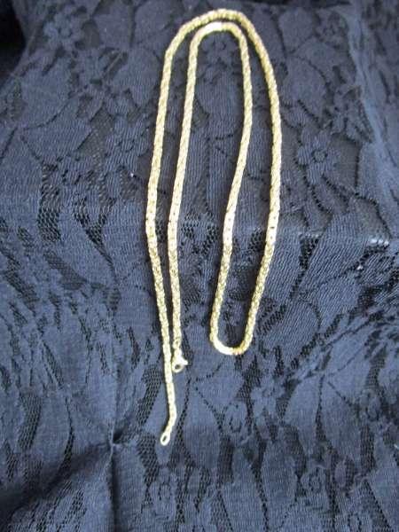 Königskette 585 Gold ca 20,1 Gramm