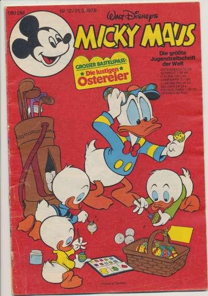 Micky Maus Nr. 12/1978