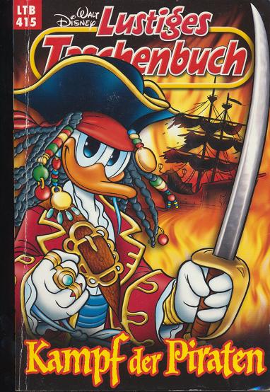 LTB Band 415 LTB Kampf der Piraten