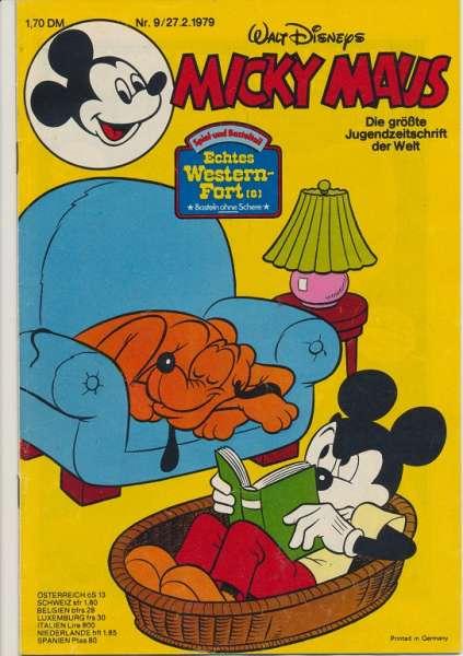 Micky Maus Nr. 9/1979