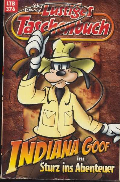 LTB Band 376 LTB Indiana Goof in Sturz ins Abenteuer