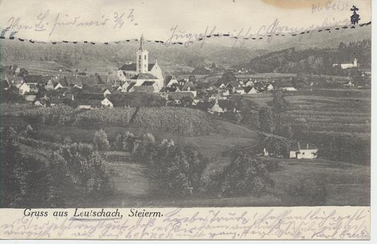 Gruss aus Leutschach Steiermark