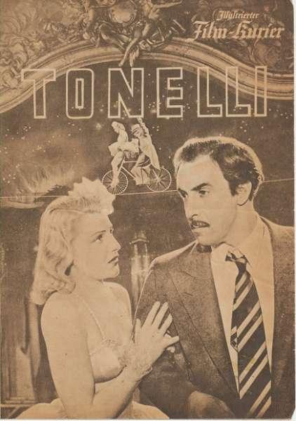 Tonelli Nr.3339 Illustrierter Film - Kurier