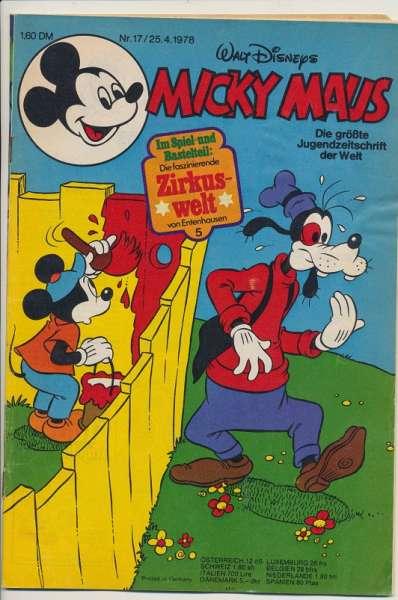 Micky Maus Nr. 17/1978