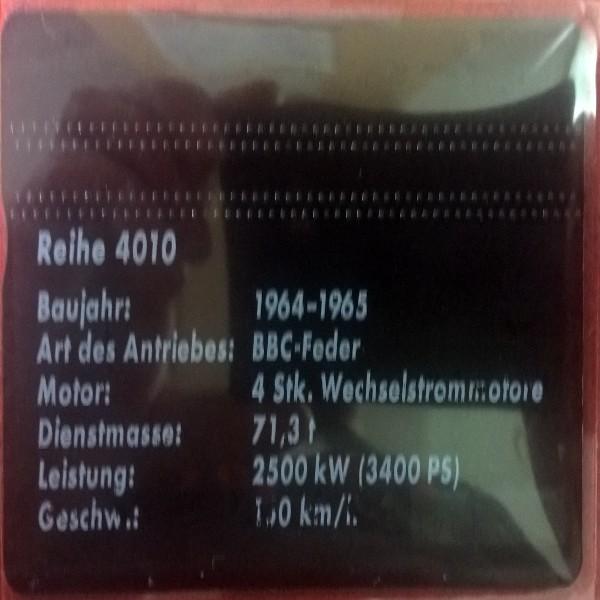 Reihe 4010 gebraucht