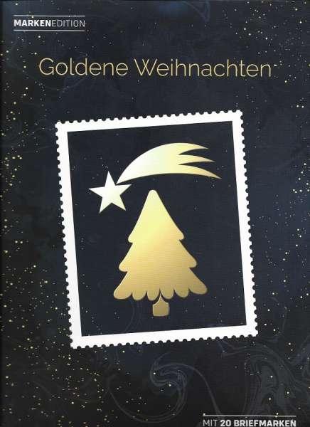 Goldene Weihnachten Marken Edition 20