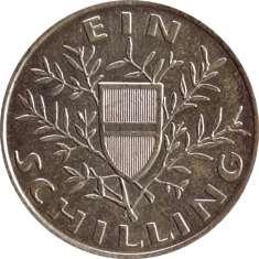 Wir kaufen an 1 Schilling 1924-32
