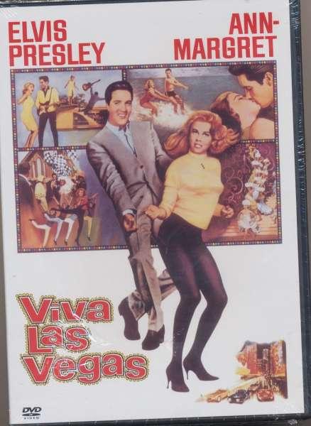 Elvis Presley in VIVA LAS VEGAS Neu OVP