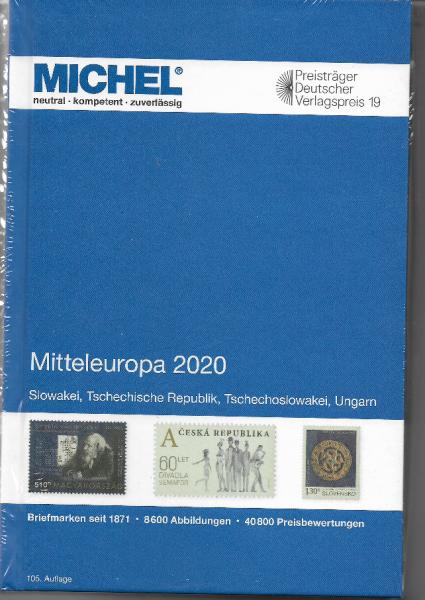 MICHEL Mitteleuropa 2020 (E2)