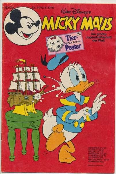 Micky Maus Nr. 24/1978