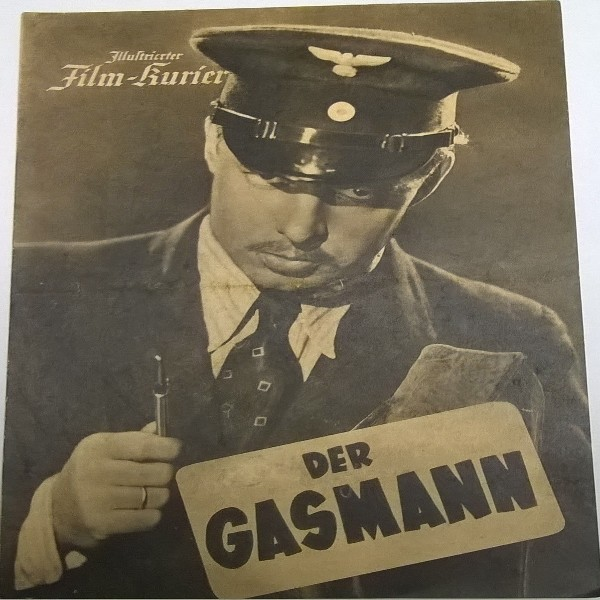 Illustrierter Film - Kurier Der Gasmann