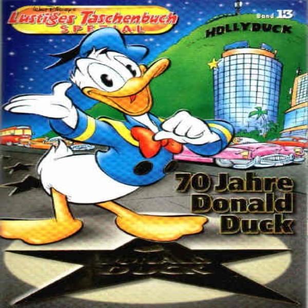 """Spezial 13 """"70 Jahre Donald Duck"""""""