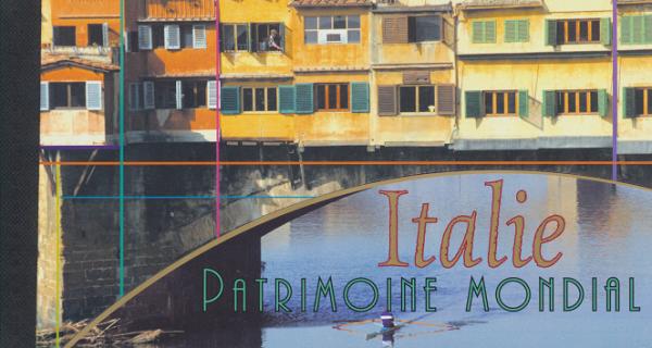 UNO Genf Markenheft World Patrimoine Mondial Italie 2002 Postfrisch