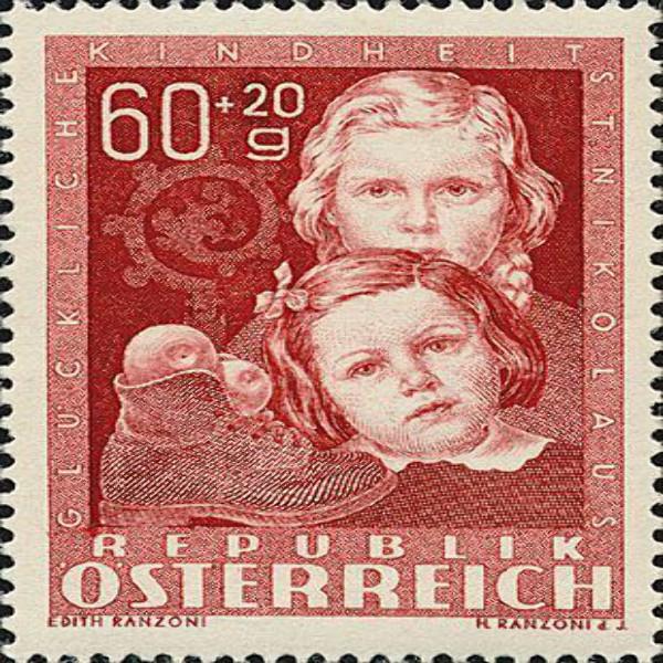 ANK Nr. 942 60+20 Groschen Postfrisch