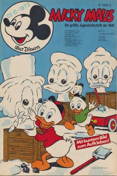 Micky Maus Nr. 5/1973