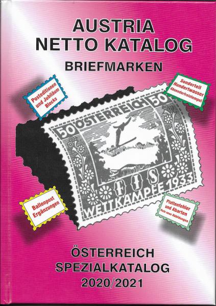 ANK Spezial Briefmarken 2020/21