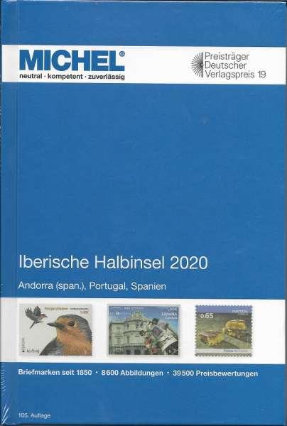 MICHEL Europa Iberische Halbinsel 2020 (E 4)