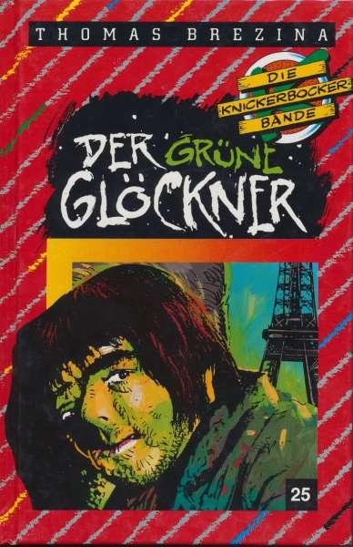 """Die Knickerbocker Bande Nr. 25 """"Der Grüne Glöckner """""""