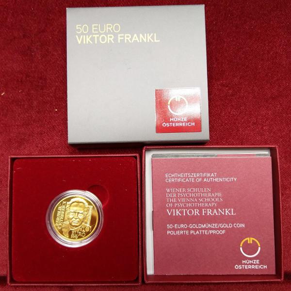 2019 - 50 Euro - Viktor Frankl (2019)
