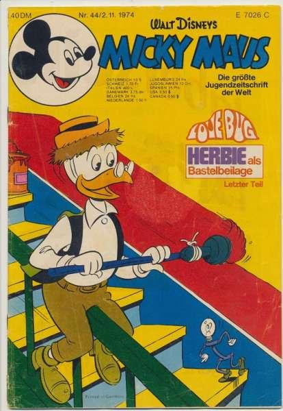 Micky Maus Nr. 44/1974
