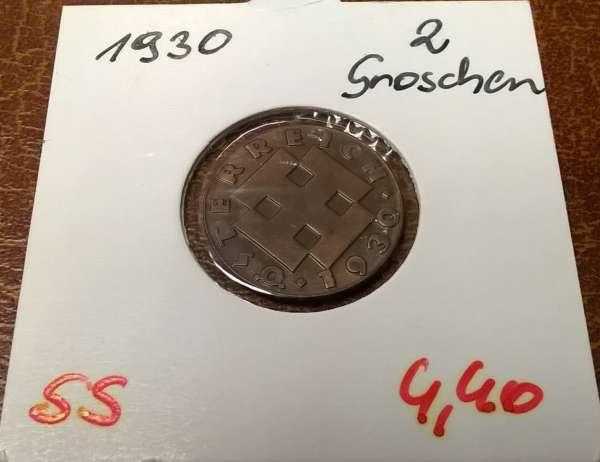 2 Groschen 1930