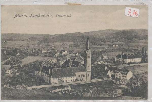 Maria Lankowitz Steiermark ca 1920