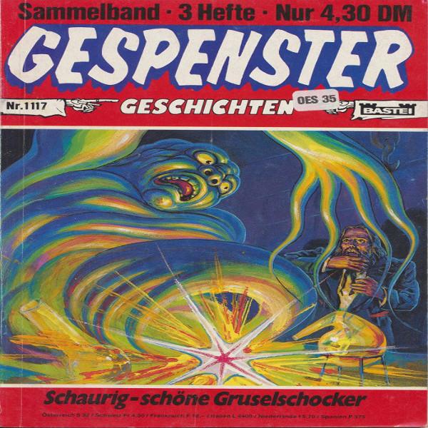 Gespenster Geschichten Nr.747,748,??? Sammelband Nr.1117